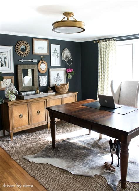 Favorite Black And Charcoal Gray Paint Colors  Driven By