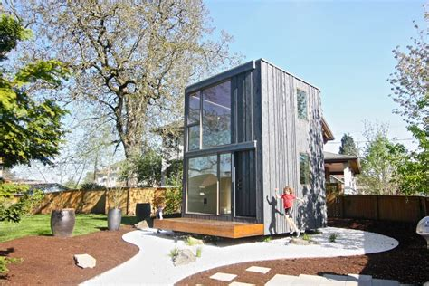 small home pictures this tiny house rotates to catch the sun s rays curbed