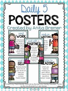Mrs. Bremer's Class: {FREE} Daily 5 Posters | Daily 5 and ...