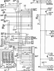 Dome Light Wiring Diagram 1979 Blazer