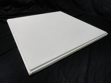 49x armstrong 3354a optima foil square ceiling tile panels