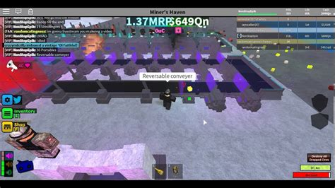 miners haven qn sx setup quick money  youtube