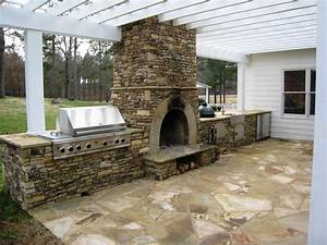 how to design outdoor kitchen with pizza oven to make it With outdoor kitchen pizza oven design