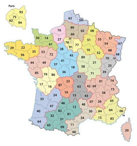 liste des departements francais ckoideja