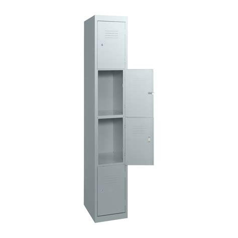 Four Door Locker 300380 Wide Statewide Office Furniture