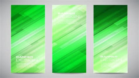 vertical banner templates  sample