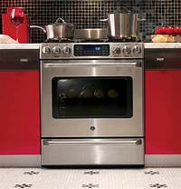ge cafe dual fuel GE Cafe™ Series Free Standing Dual-Fuel Range with Baking ...