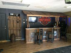 menu0027s cave bar furniture ideas v garage bar cave basement bars rustic bar harley