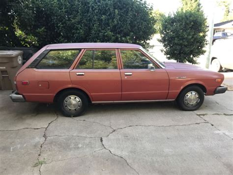 Datsun Wagon For Sale by 1978 Datsun 510 Station Wagon For Sale Photos Technical