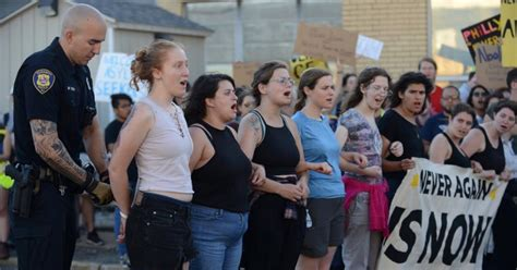 #NeverAgainIsNow: 36 Arrested As Hundreds of Jewish
