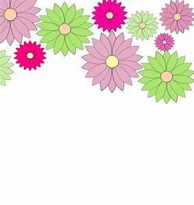 Daisy Border Clip Art - Cliparts.co