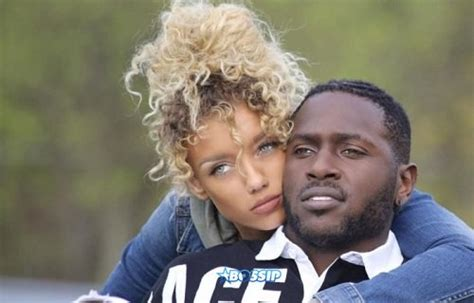 Jena Frumes and Antonio Brown Relationship, Details About ...