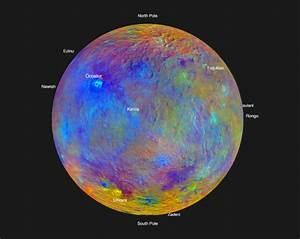 NASA's Dawn Spacecraft Maps the Surface of Ceres - The New ...