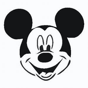 Black And White Mickey Mouse Cartoons - ClipArt Best
