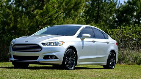 ford fusion se long term test review test drive