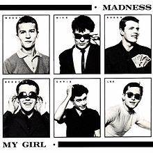 27 Weeks Chart My Girl Madness Song Wikipedia