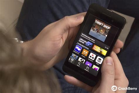 blackberry z10 review crackberry
