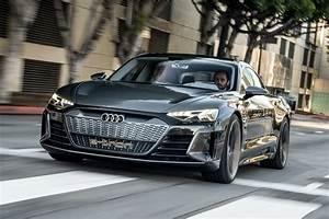 Audi E Tron Gt : new audi e tron gt concept review auto express ~ Medecine-chirurgie-esthetiques.com Avis de Voitures