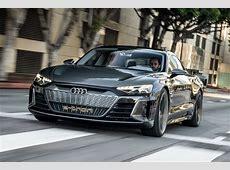 New Audi etron GT concept review Auto Express
