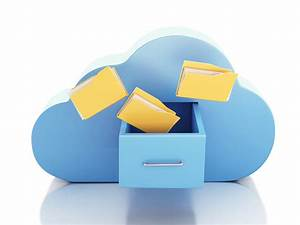 Cloud storage cheat sheet selecting a provider for Store documents on cloud