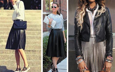 Юбки миди 2018 года модные тенденции