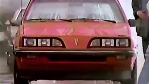 U00bb 1985 Pontiac Sunbird Commercial