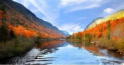 National Park Quebec Jacques Cartier Parc Nature
