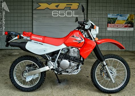 2016 Honda Xr650l Review / Specs