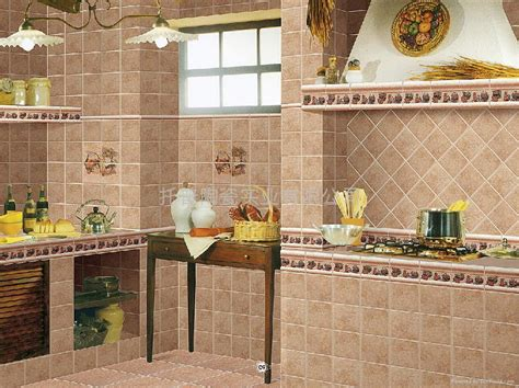 kitchen tiled walls ideas rustic kitchen wall tiles smith design bright ideas for 6286