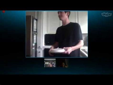 Skype Adventures With N2sc4r Part 3 With N2sc4r Cooking