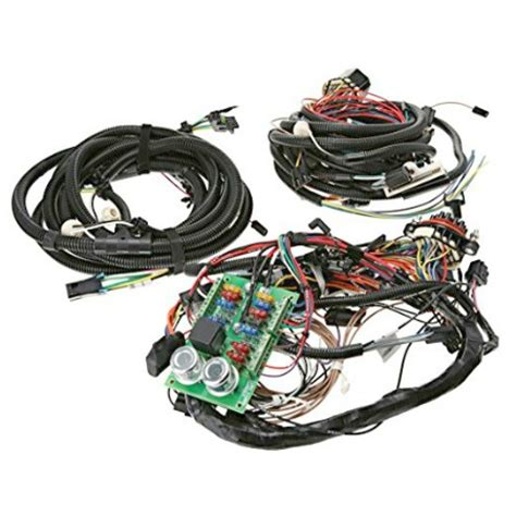 centech heavy duty wiring harness for 1976 1986 jeep cj5