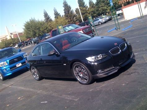 2008 Bmw 335i Coupe Jb3 Street Tires 1/4 Mile Trap Speeds