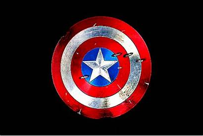 Captain America Marvel Shield Avengers Gifs Animated