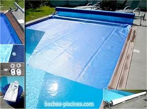 Bache À Bulles Piscine : bache piscine a bulles ~ Melissatoandfro.com Idées de Décoration