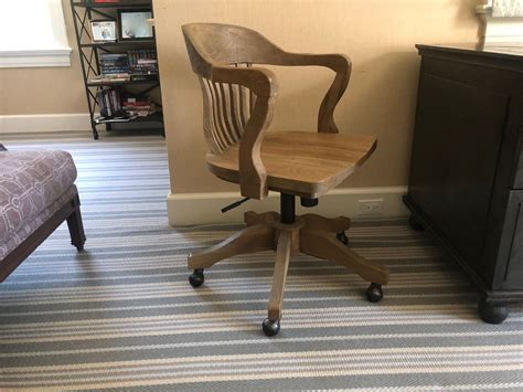 Office Chairs Local by Restoration Hardware Vintage Wood Office Chair The Local
