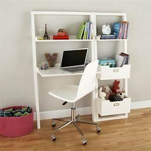 Bibliotheque Ikea Enfant : le bureau escamotable d cisions pour les petits espaces ~ Teatrodelosmanantiales.com Idées de Décoration