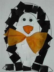 polar animals family crafts