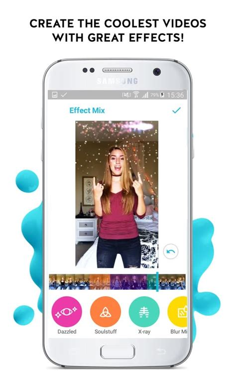 apps to make fan edits funimate video editor effects music video maker