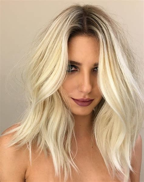 Hair Color White by 24 Best Hair Colors For Summer Season 2016