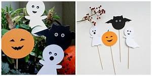Halloween Sachen Basteln : gruselige herbstdeko schaurige inspirationen zu halloween ~ Whattoseeinmadrid.com Haus und Dekorationen