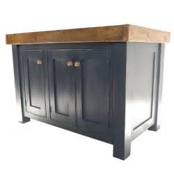 freestanding kitchen island kitchen island from eastburn country furniture freestanding kitchen units housetohome co uk
