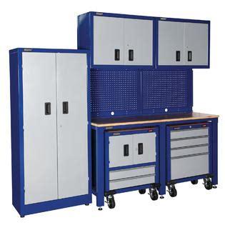 Garage Shelving Sears by Craftsman 8 Pc Garage Suite Arctic Blue Gos 6528bu