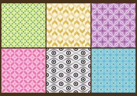 batik background colorful vectors   vector