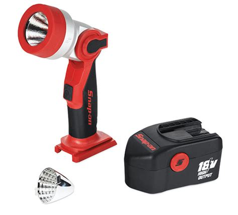 snap on rechargeable work light work light led rechargeable 18v