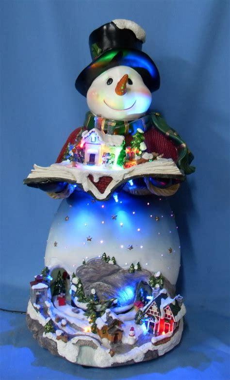 china fiber optic led snowman 13208 china snowman