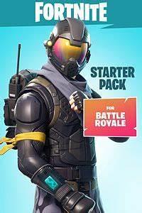 Buy Fortnite Battle Royale - Starter Pack - Microsoft Store