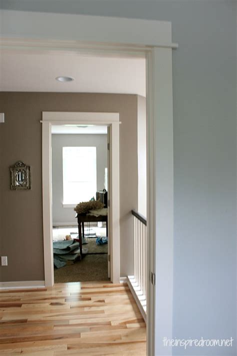paint hallway same color as living room improving the visual flow between rooms the inspired room