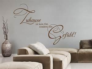 Zuhause Im Glück Jugendzimmer : wandtattoo spruch zuhause ist kein ort wandtattoo de ~ Markanthonyermac.com Haus und Dekorationen