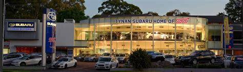 Subaru Dealer Sydney  Tynan Subaru Sutherland