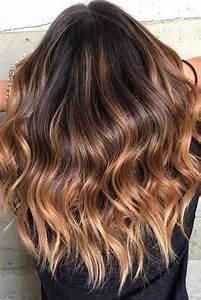 Ombré Hair Blond Foncé : nouvelle tendance coiffures pour femme 2017 2018 style de cheveux ombre brun fonc ~ Nature-et-papiers.com Idées de Décoration